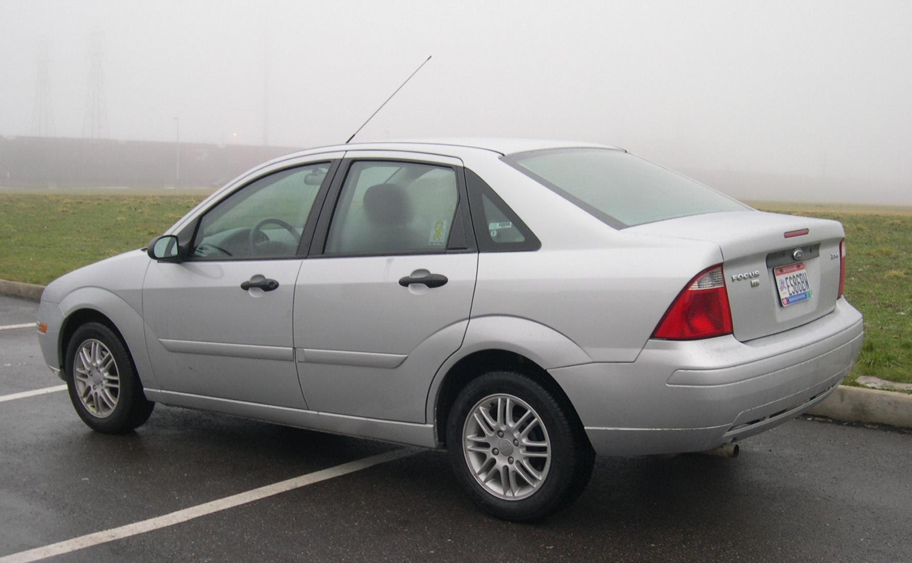 Ford K 2005 foto - 4