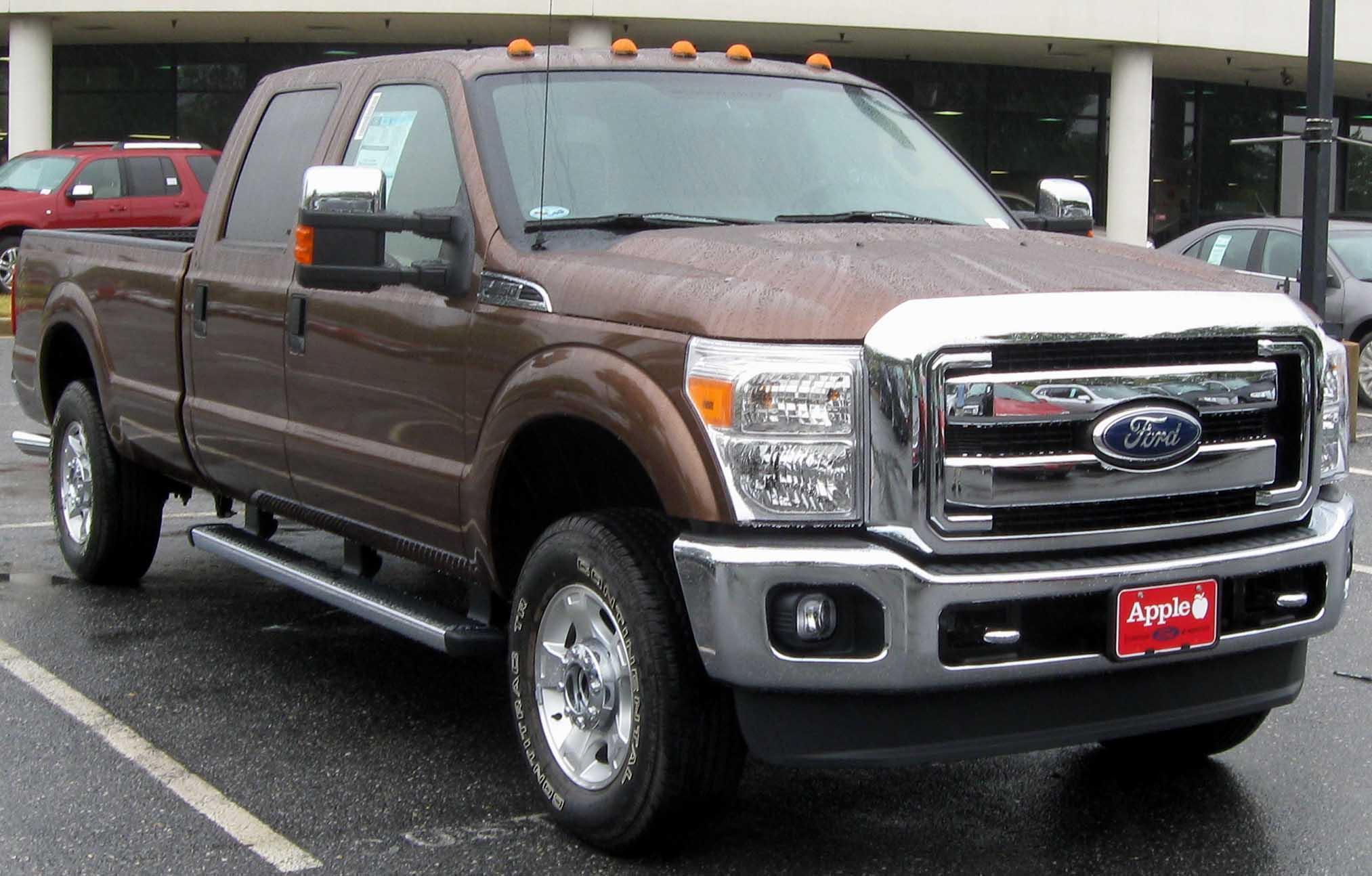 Ford K 2011 foto - 1