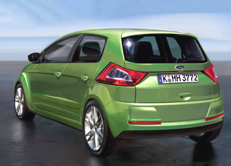 Ford K 2013 foto - 3