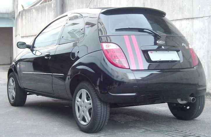 Ford KA 1996 foto - 4