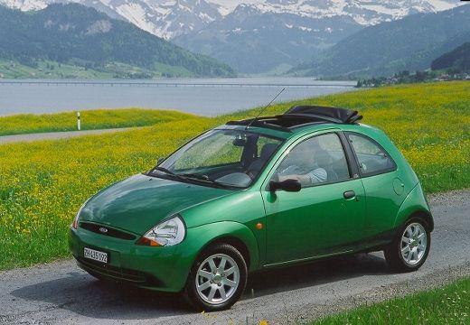 Ford KA 1996 foto - 5