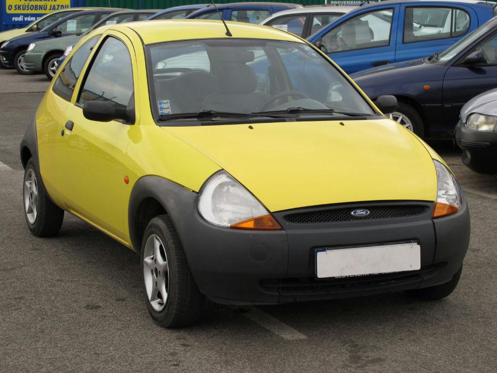 Ford KA 1999 foto - 2