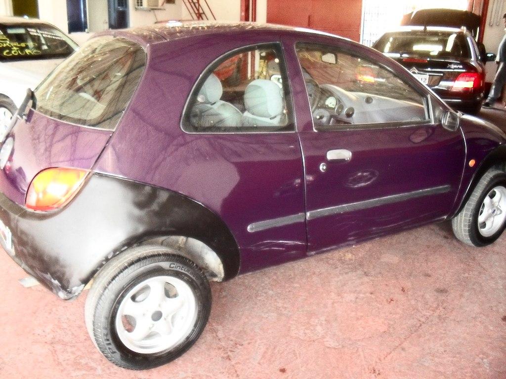 Ford KA 1999 foto - 3