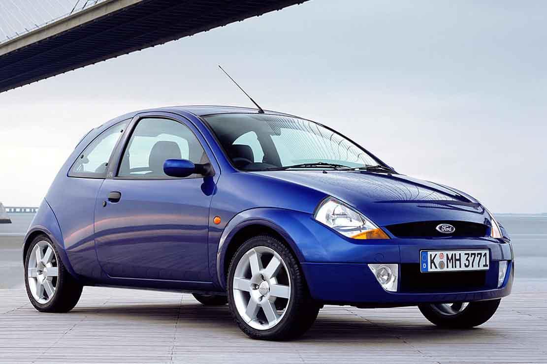 Ford KA 1999 foto - 4