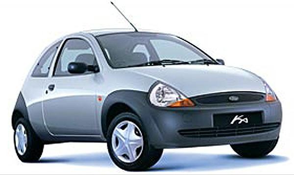 Ford KA 2002 foto - 1