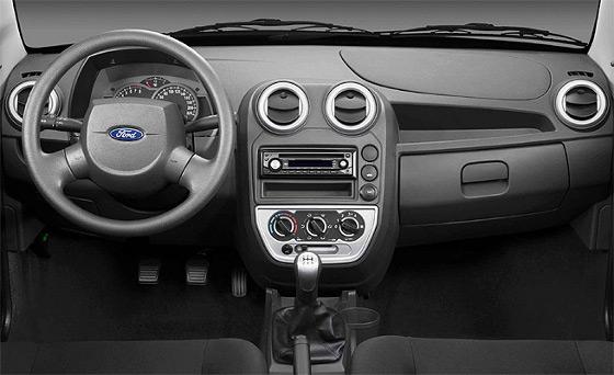 Ford KA 2002 foto - 2