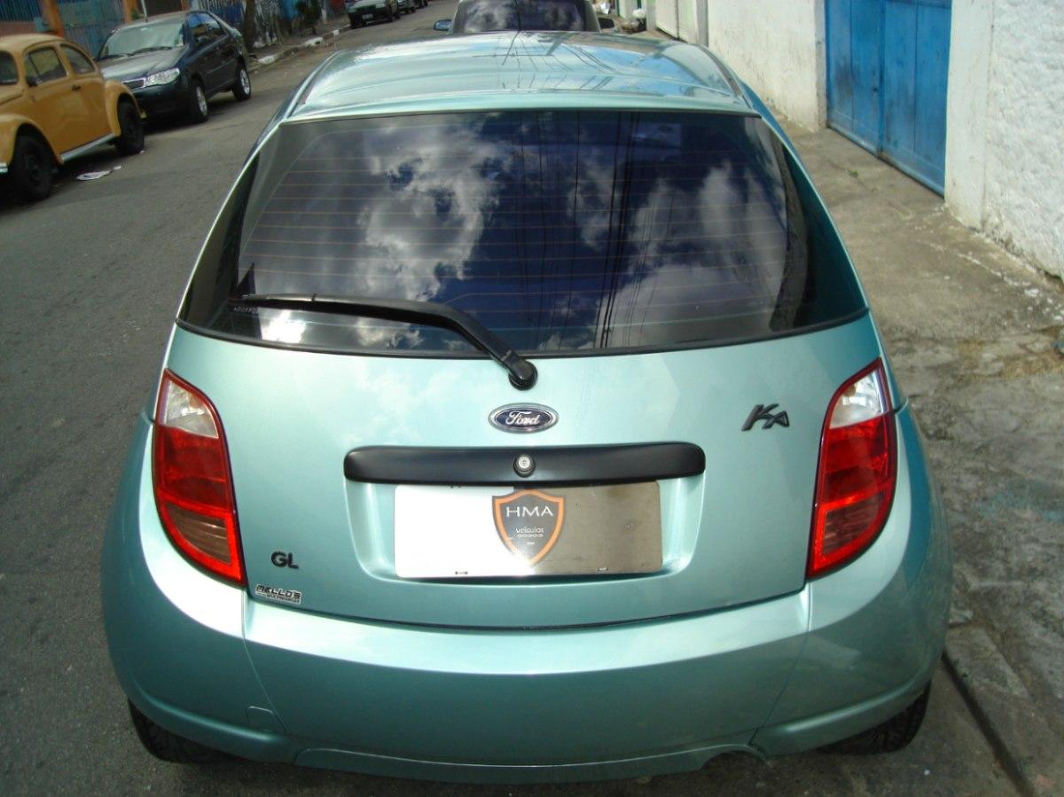 Ford KA 2002 foto - 3