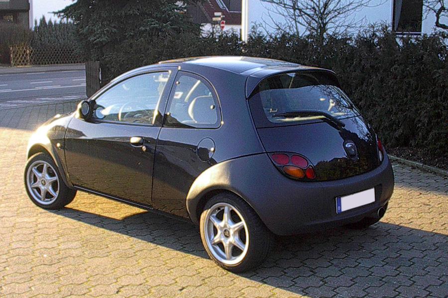 Ford KA 2002 foto - 5
