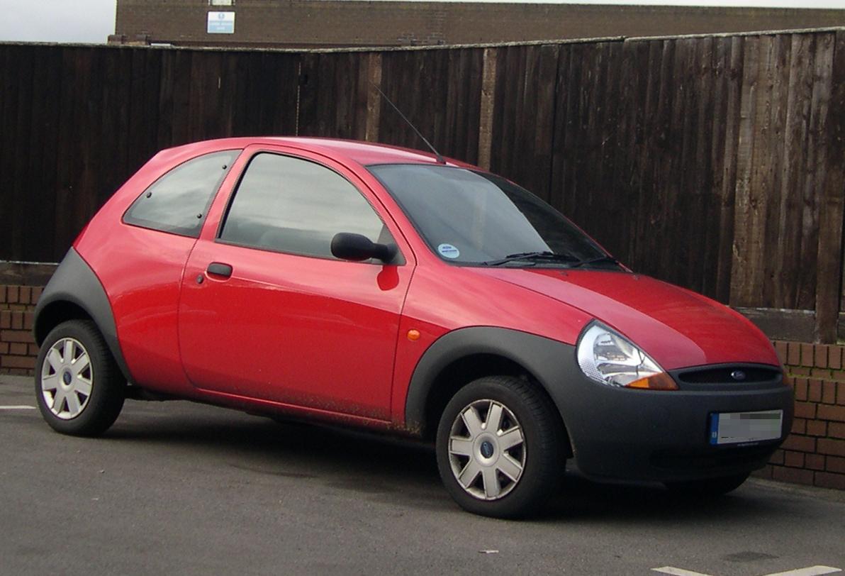 Ford KA 2005 foto - 3