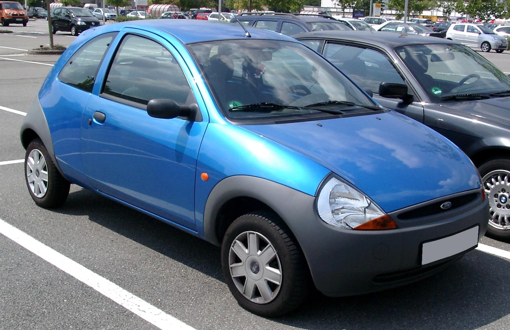 Ford KA 2005 foto - 4