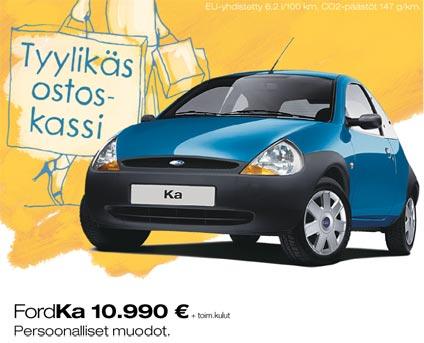 Ford KA 2006 foto - 1