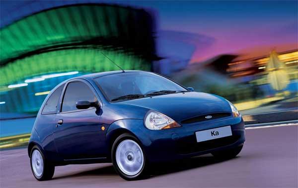 Ford KA 2008 foto - 2