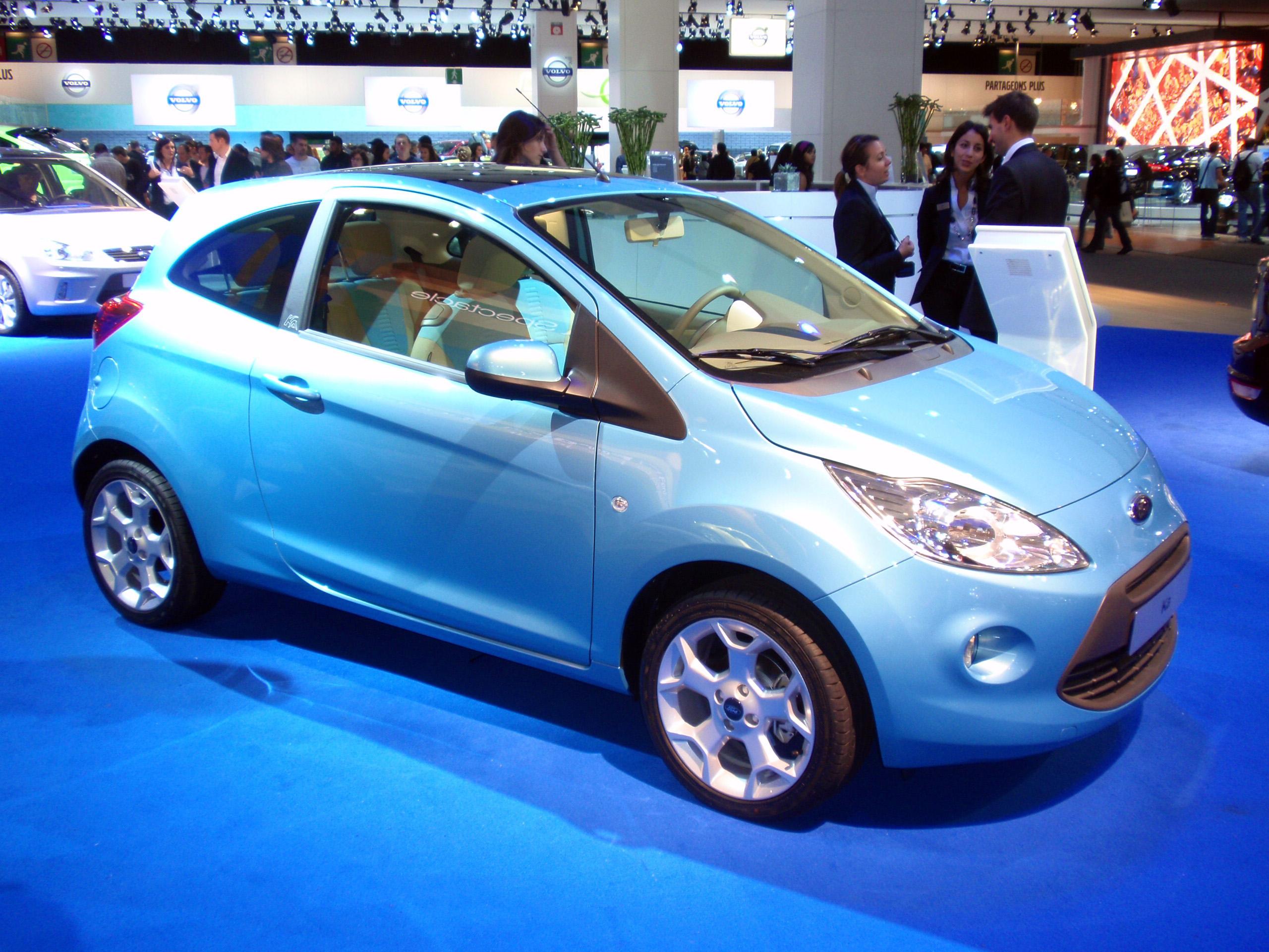 Ford KA 2008 foto - 3