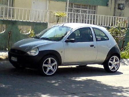 Ford KA 2008 foto - 5