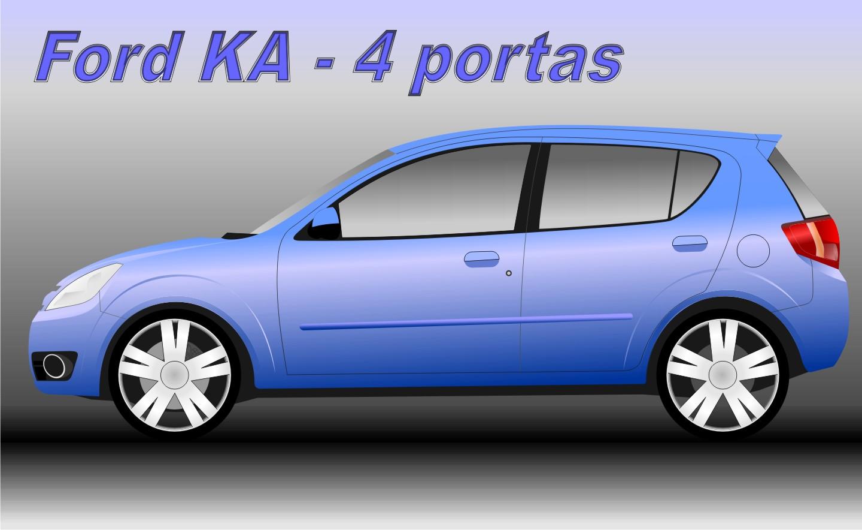 Ford KA 2009 foto - 2