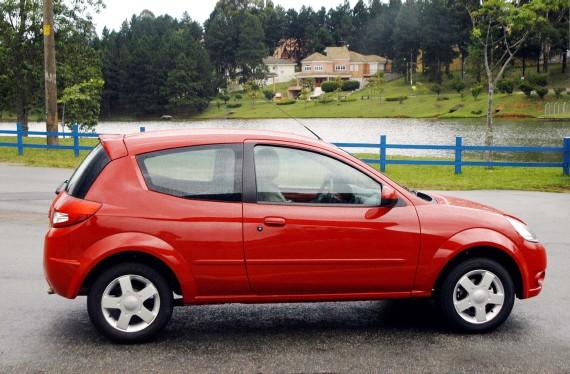 Ford KA 2009 foto - 3
