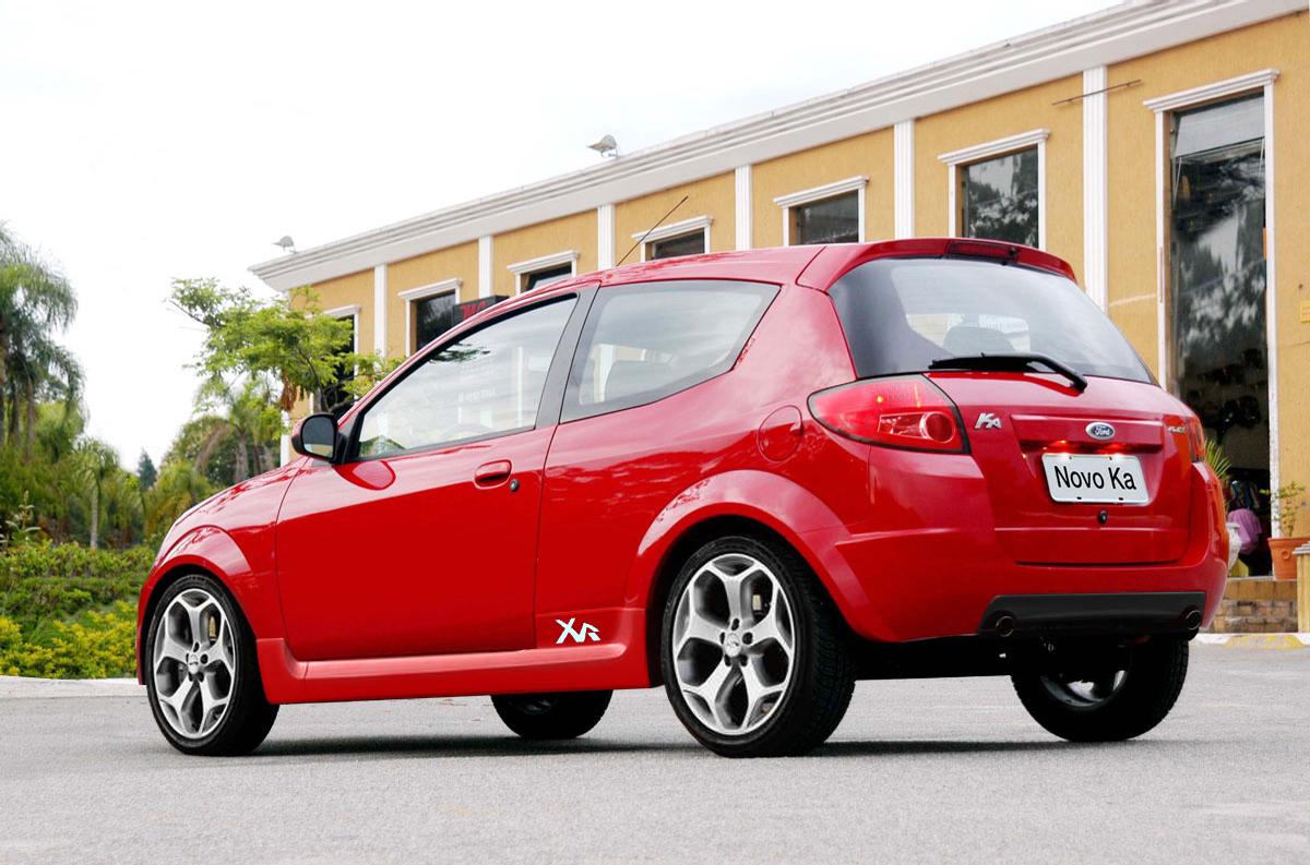 Ford KA 2009 foto - 5