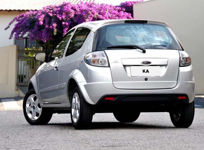 Ford KA 2012 foto - 1