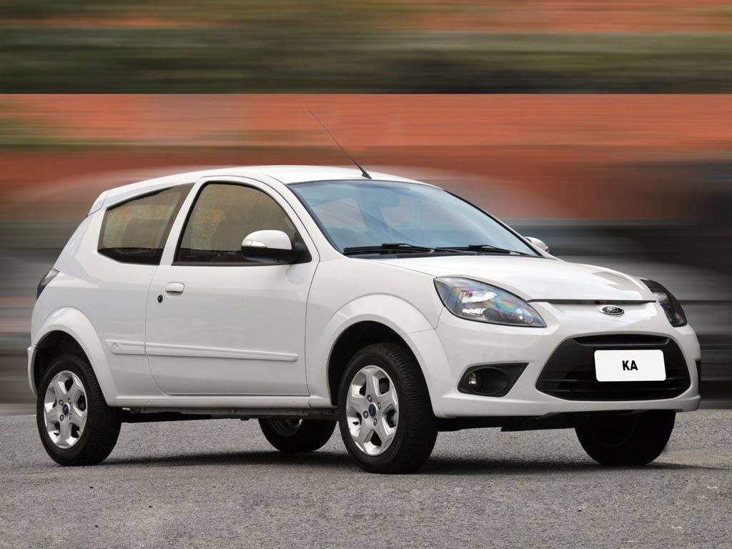 Ford KA 2012 foto - 3