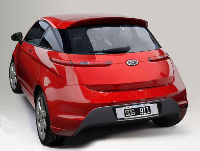 Ford KA 2012 foto - 5