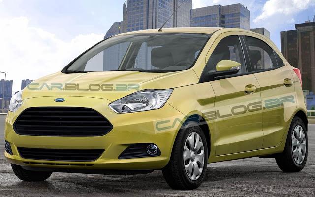 Ford KA 2014 foto - 1