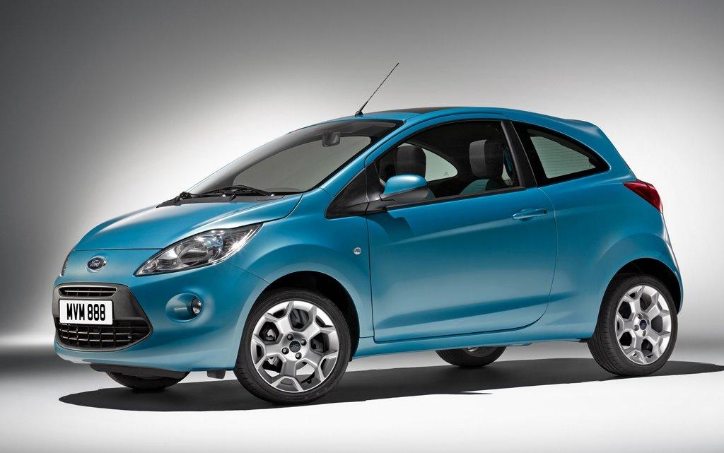 Ford KA 2014 foto - 5