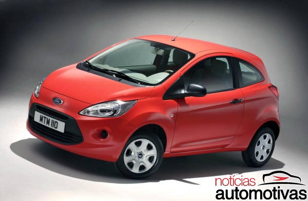 Ford KA 2015 foto - 5