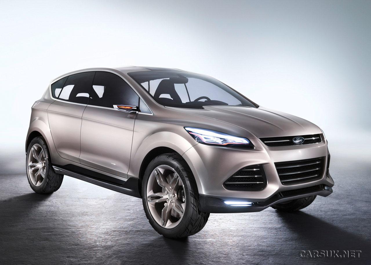 Ford Kuga 2012 foto - 1