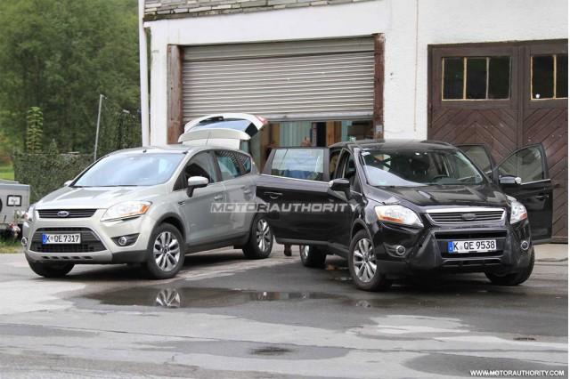 Ford Kuga 2012 foto - 4