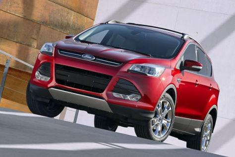 Ford Kuga 2012 foto - 5
