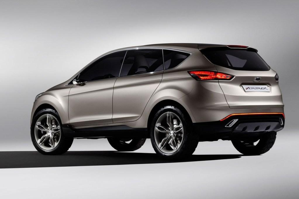 Ford Kuga 2013 foto - 3