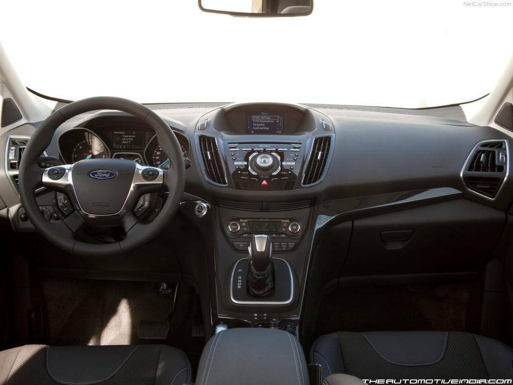Ford Kuga 2014 foto - 2