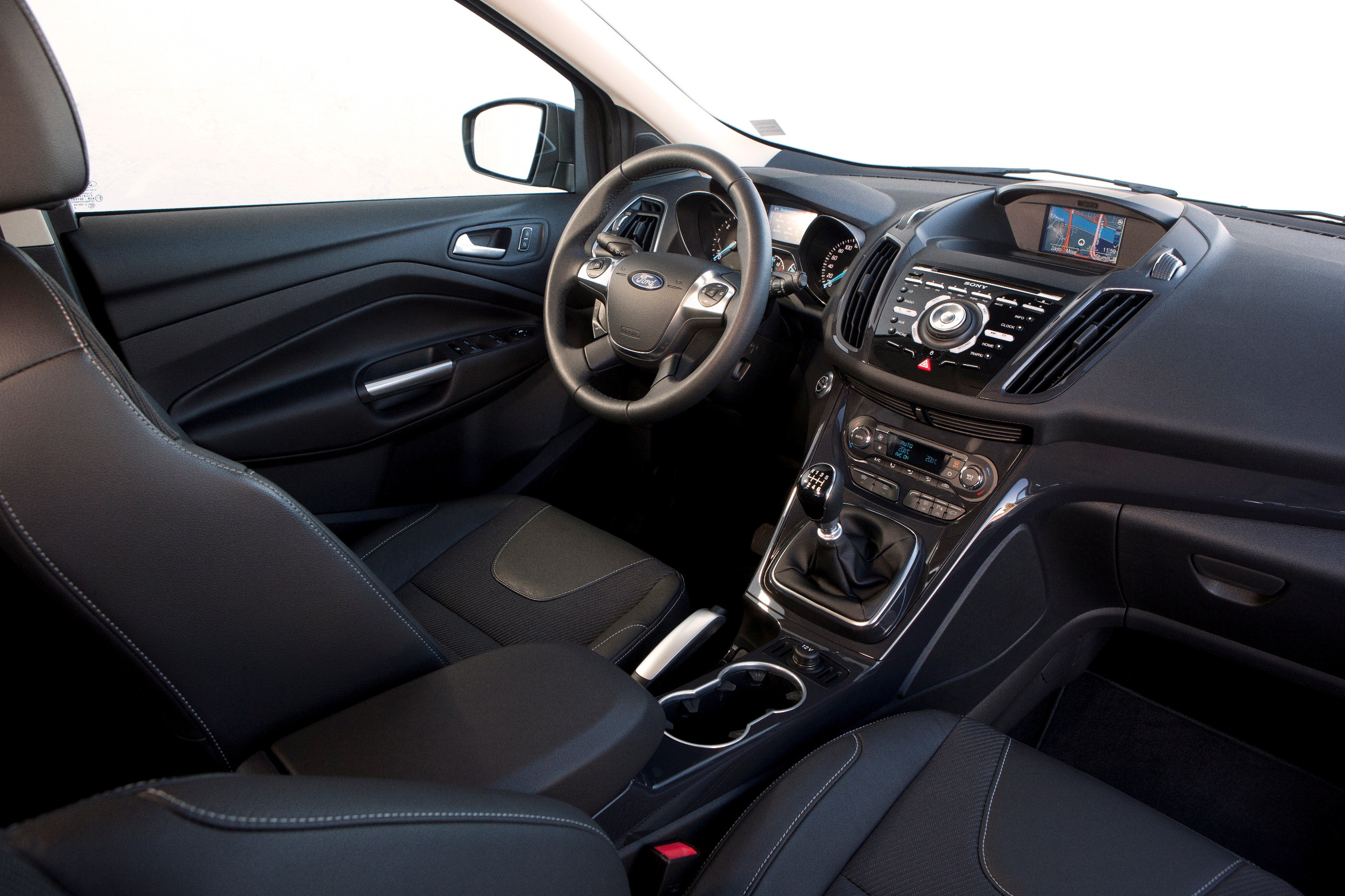 Ford Kuga 2014 foto - 4