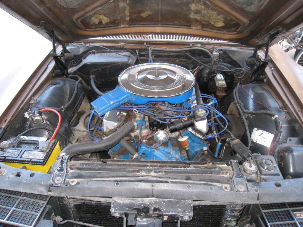 Ford LTD 1969 foto - 1
