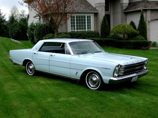 Ford LTD 1969 foto - 2