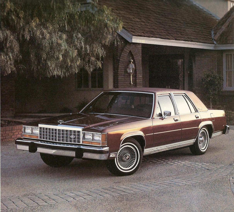 Ford LTD 1980 foto - 2