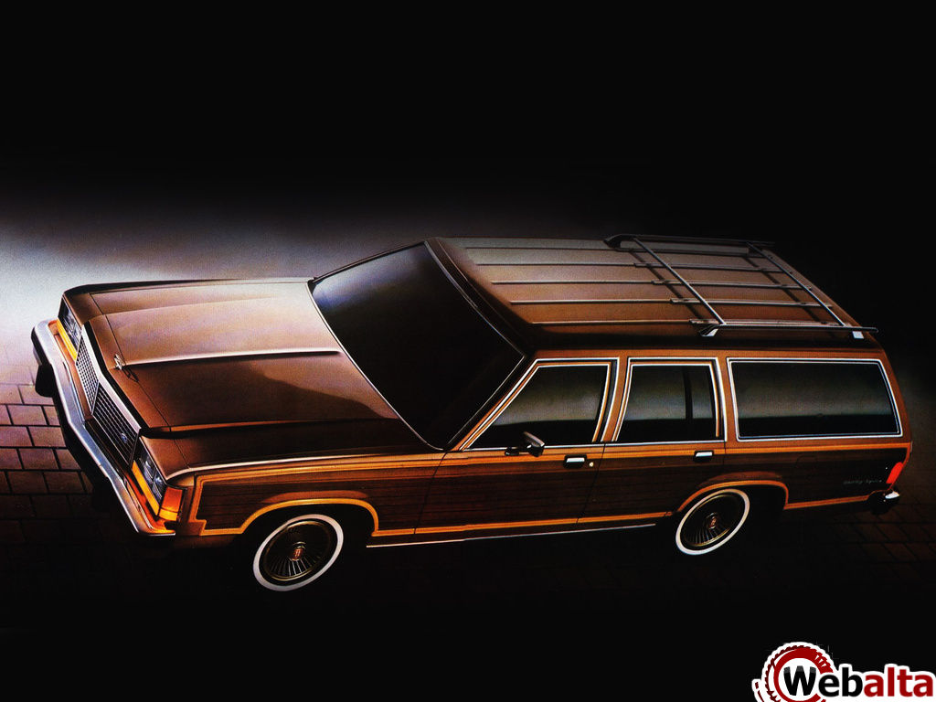 Ford LTD 1981 foto - 1