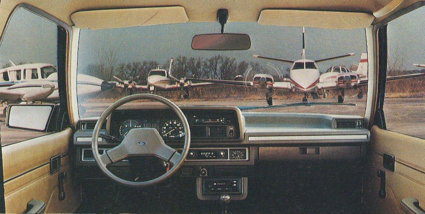 Ford Laser 1981 foto - 2