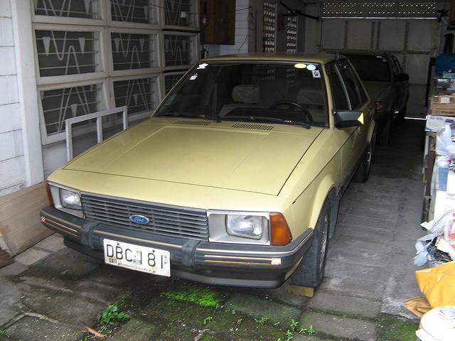 Ford Laser 1981 foto - 4