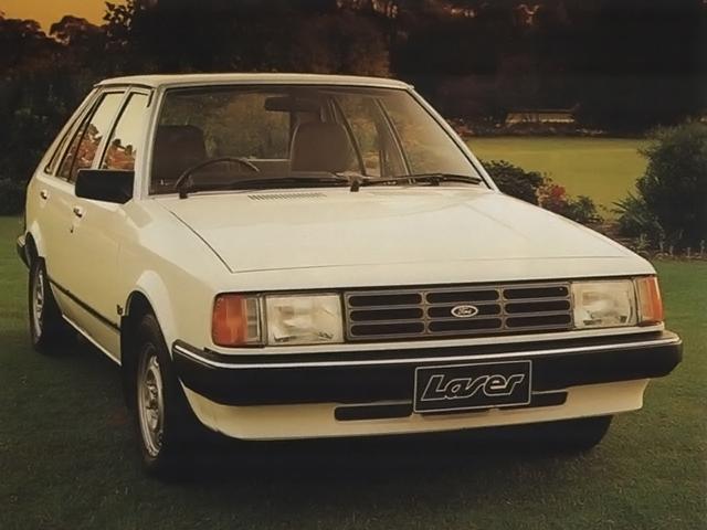 Ford Laser 1983 foto - 4