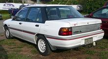 Ford Laser 1991 foto - 2