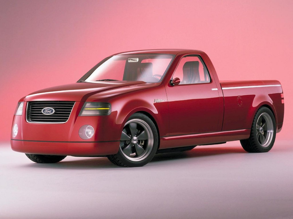Ford Lightning 1996 foto - 1