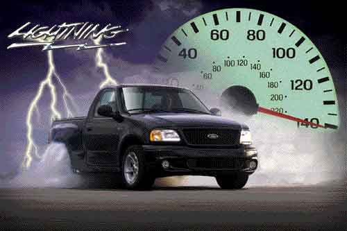 Ford Lightning 2000 foto - 3