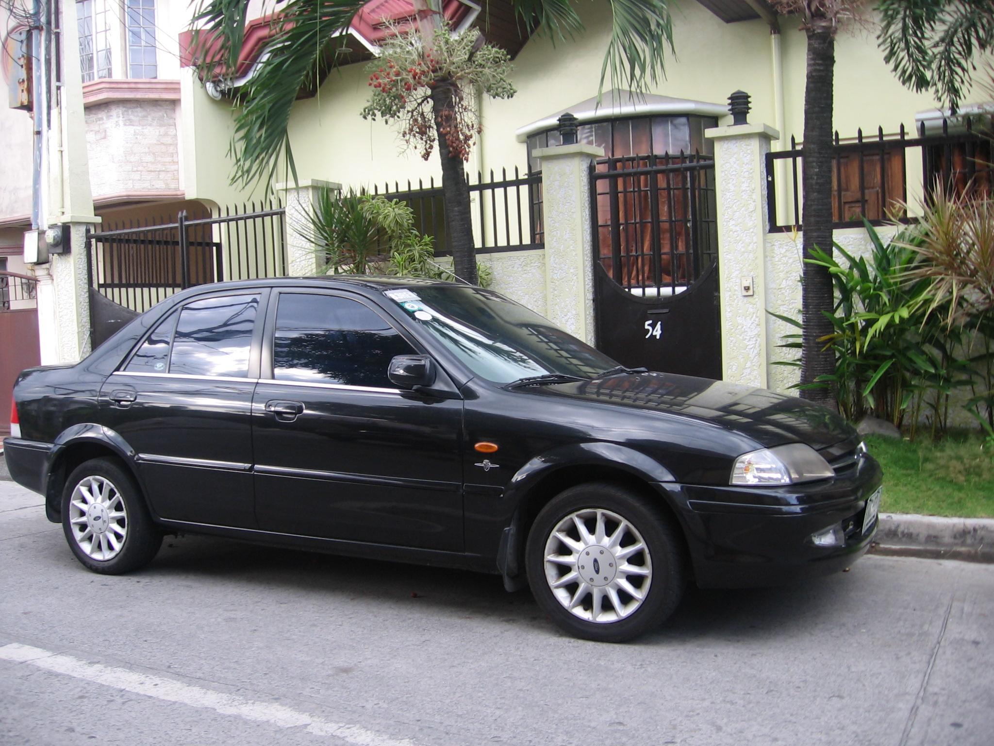 Ford Lynx 2004 foto - 2