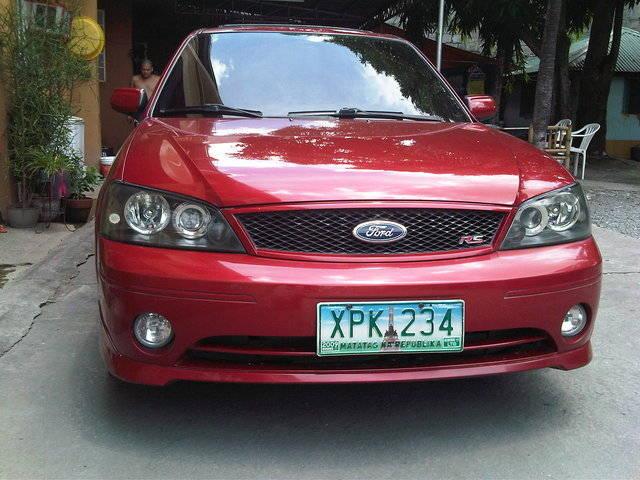 Ford Lynx 2004 foto - 4