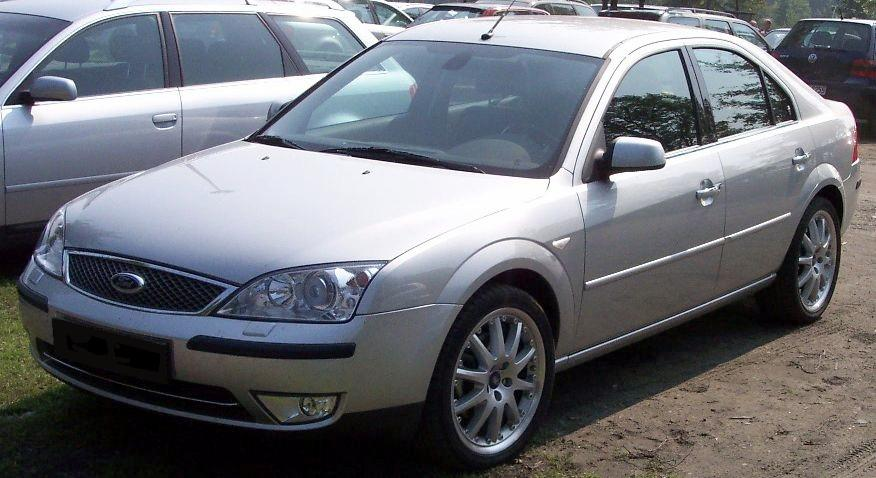 Ford Modeo 2004 foto - 2