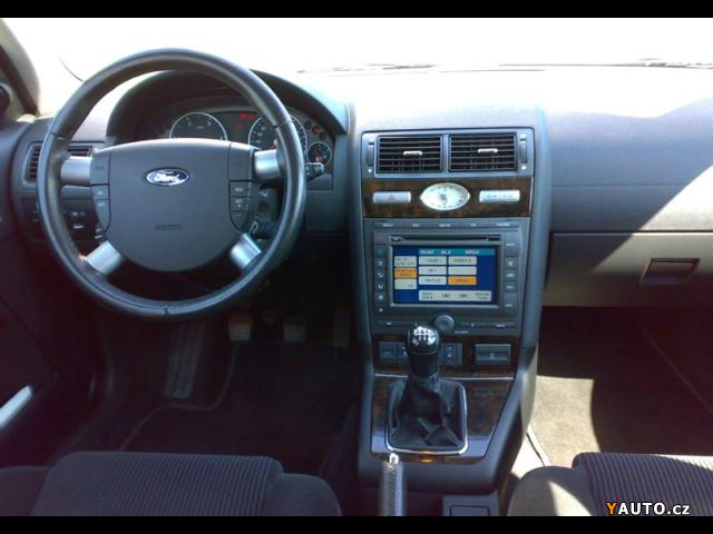 Ford Modeo 2004 foto - 5