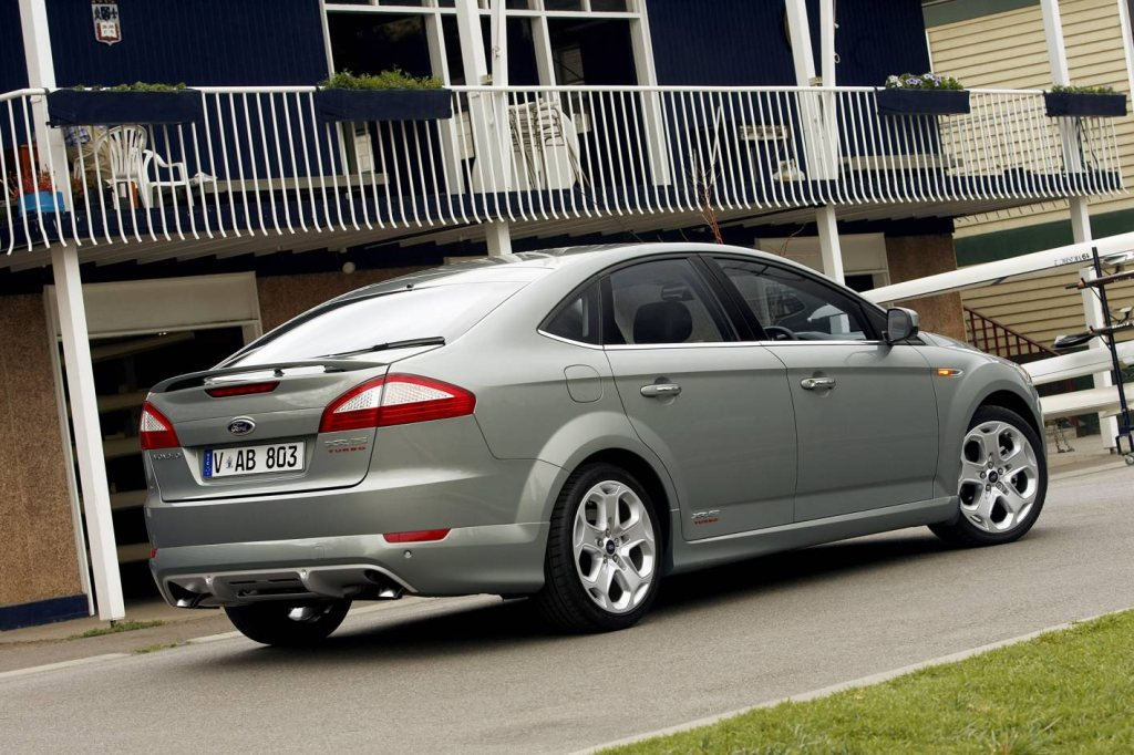 Ford Modeo 2008 foto - 1