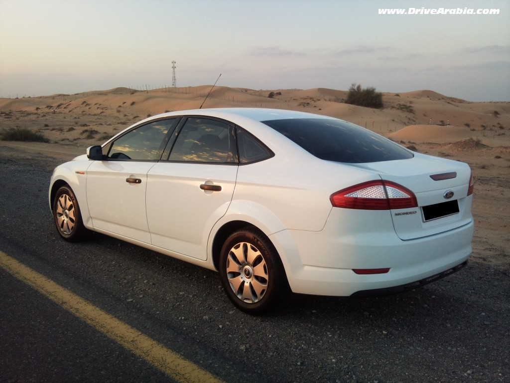 Ford Modeo 2008 foto - 2
