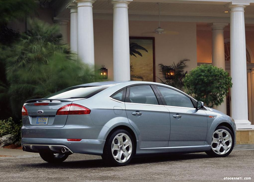 Ford Modeo 2008 foto - 5